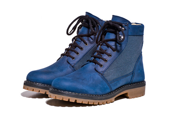 Image of Adam Kimmel Crazy Horse Leather Boot