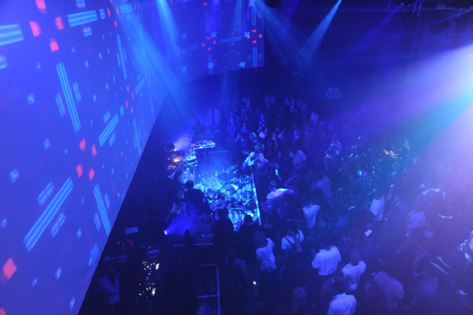 Image of #adidasunderground: Factory Floor Live - Day 5