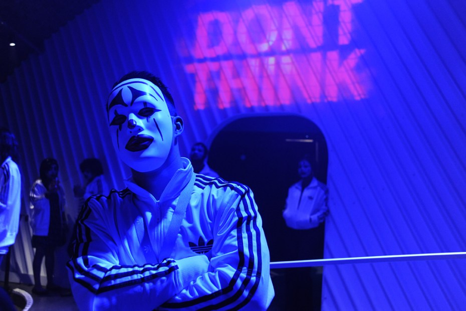 "Image of #adidasunderground: The Chemical Brothers' ""DON'T THINK"" Live Film Experience - Day 4"