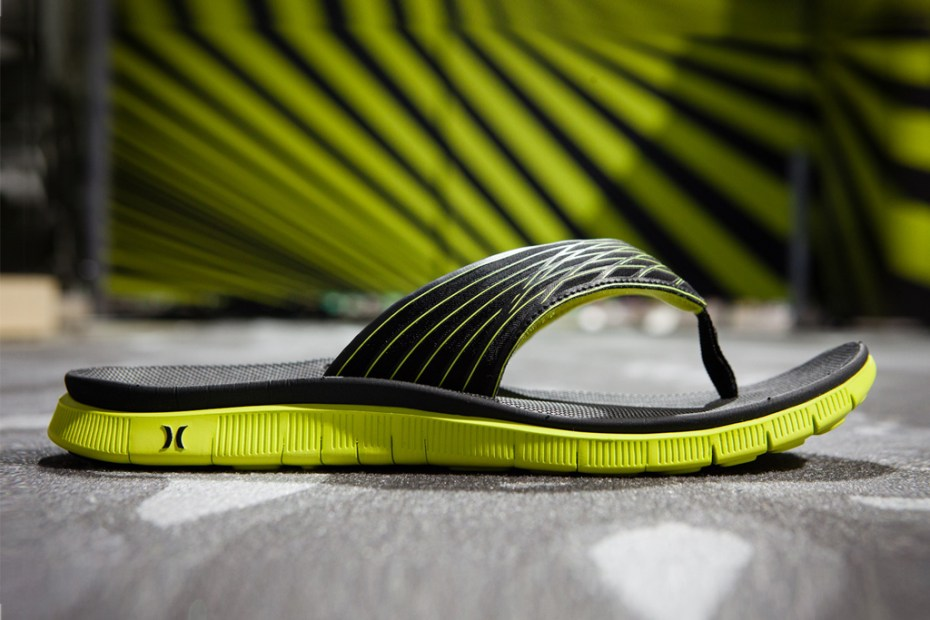 Image of Agenda Long Beach: Hurley Phantom Sandal with Nike Free Technology Preview