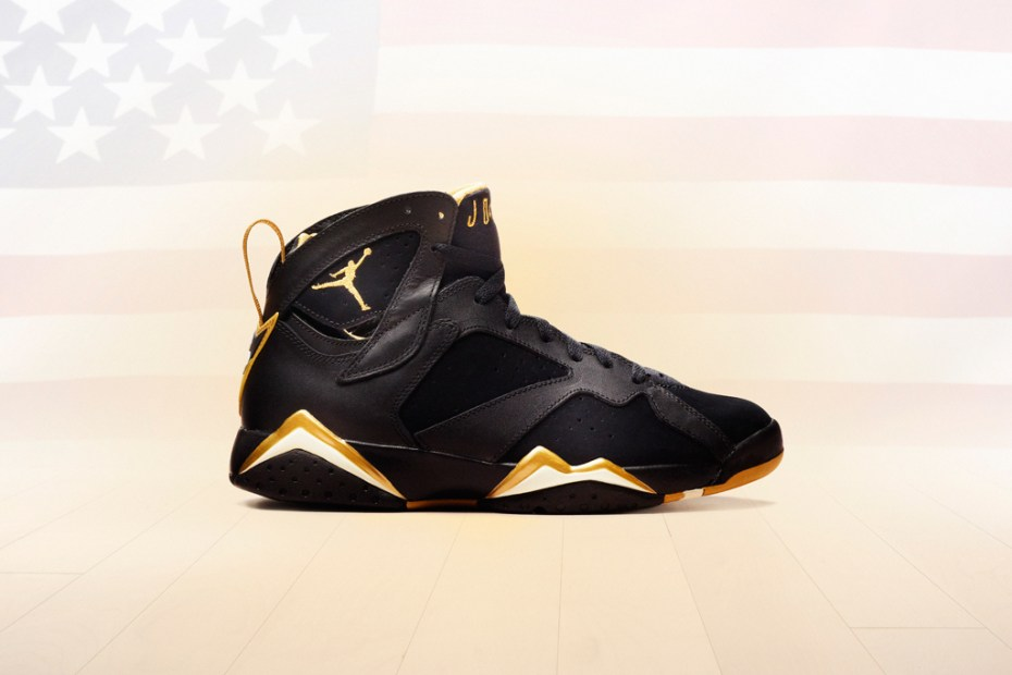 "Image of Air Jordan VI & VII Retro ""Golden Moments"" Pack"