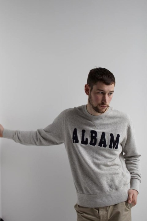 Image of Albam 2012 Fall/Winter Lookbook