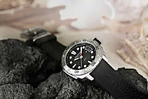 Image of Alpina Midsize Diver Watch