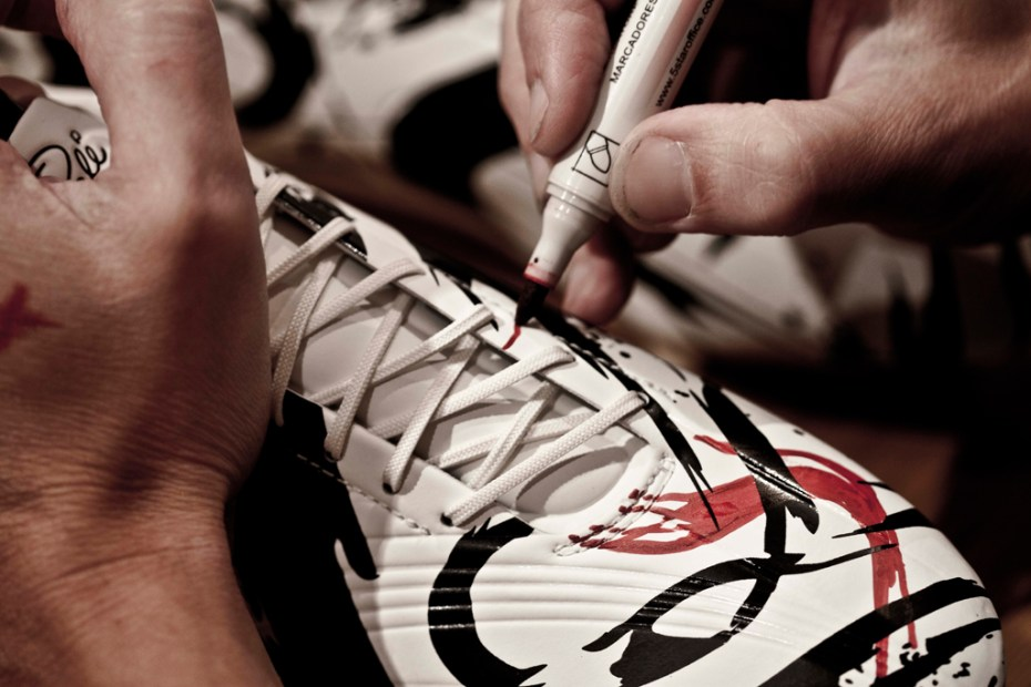 Image of SheOne x Pele Sports Trinity 3E Boot