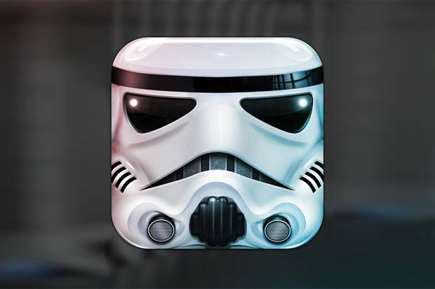 Image of App Icon Wars - An App Icon Tribute to Star Wars