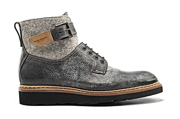 Image of Ateliers Heschung 2012 Fall/Winter Footwear