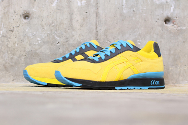 "Image of Bait x ASICS GT-II ""Olympic Rings"" Yellow"