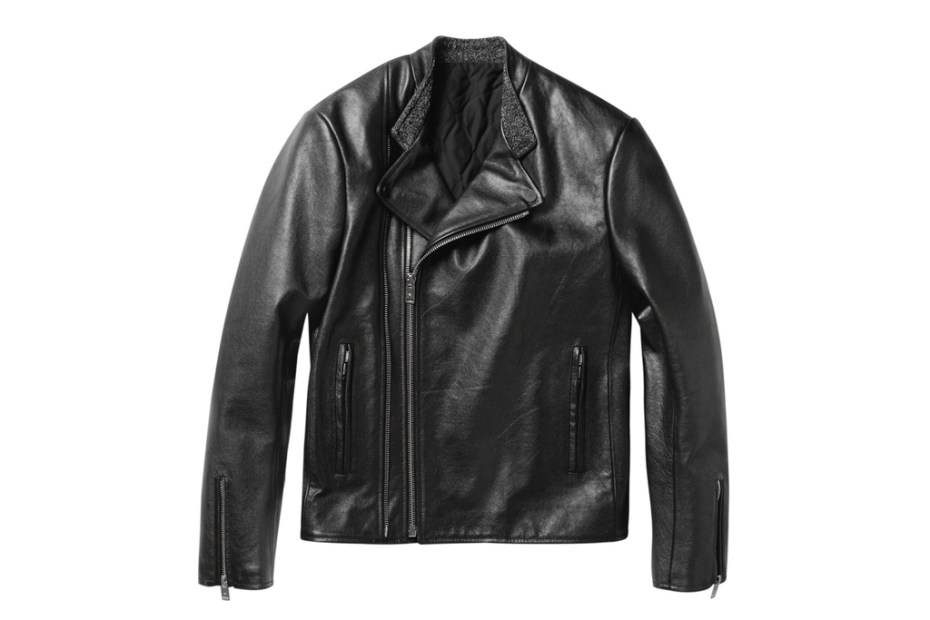 Image of Balenciaga Perfecto Leather Biker Jacket