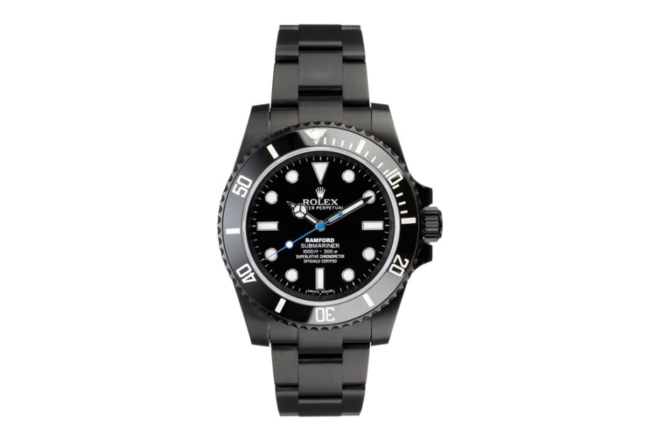 Image of Bamford Watch Department Non-Date Rolex Submariner