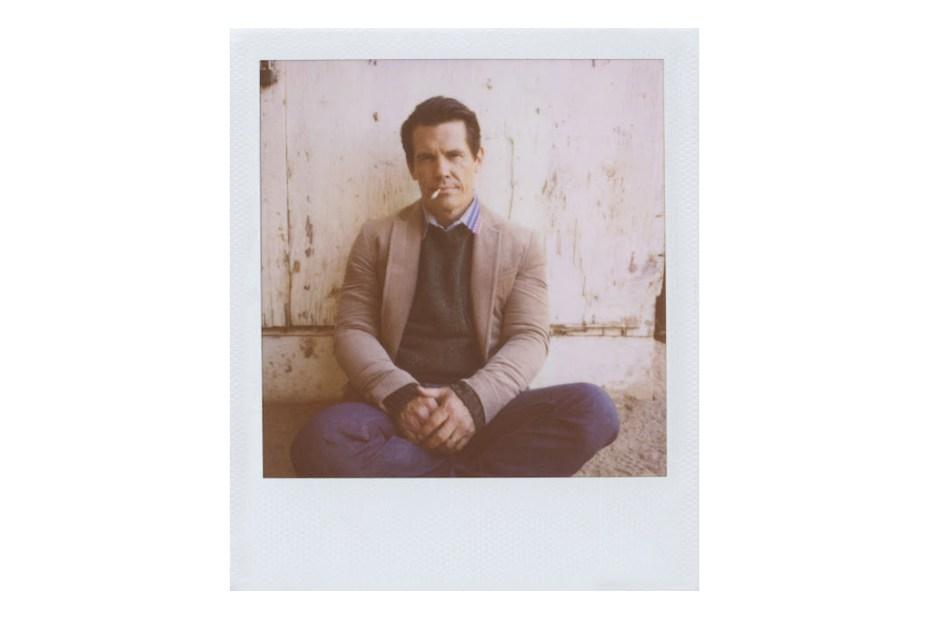Image of Band of Outsiders 2012 Fall Lookbook featuring Josh Brolin