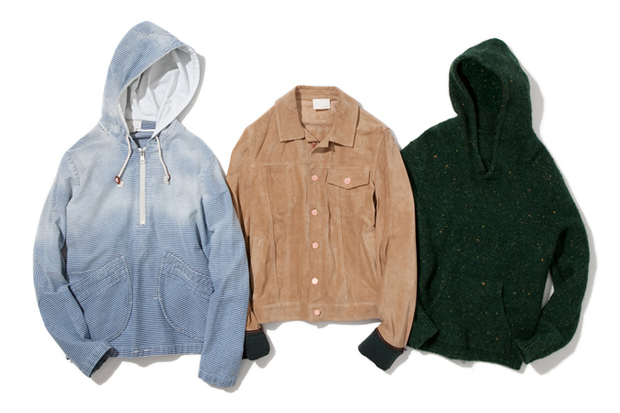 Image of Band of Outsiders 2012 Fall/Winter Releases
