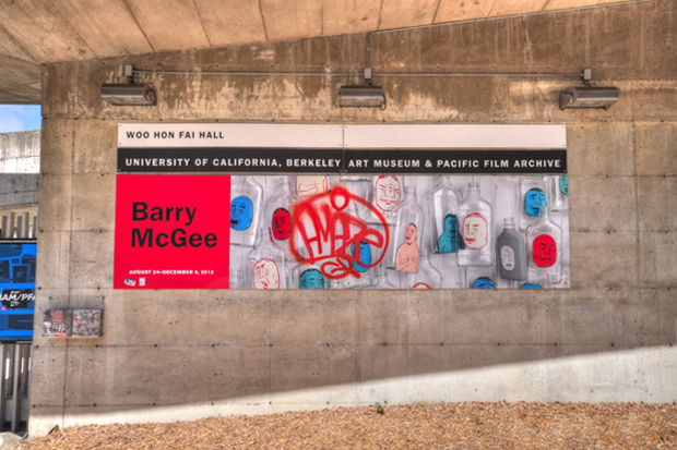 Image of Barry McGee Retrospective @ BAM/PFA