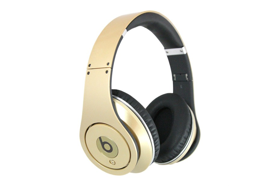 Image of Beats Team USA Gold Medal Headphones
