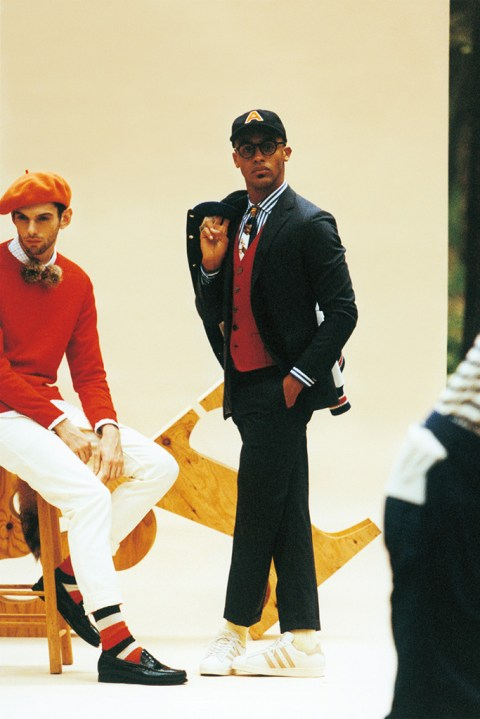Image of Beauty & Youth United Arrows 2012 Fall/Winter Catalog