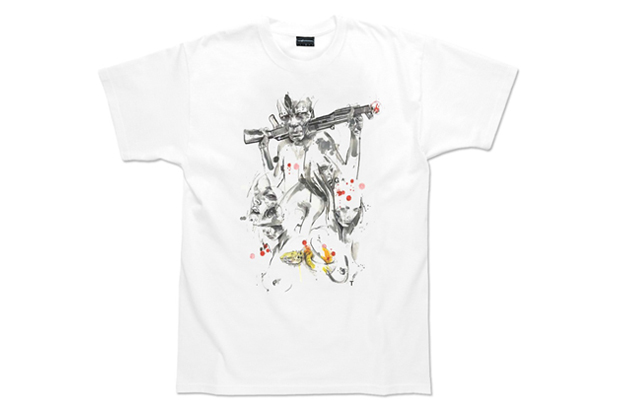 Image of Ben Tour x The Hundreds T-Shirt Collection