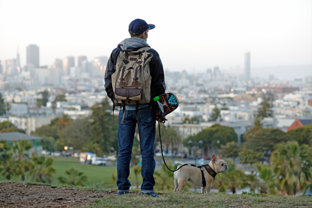 Image of Benny Gold x JanSport 2012 Fall Lookbook