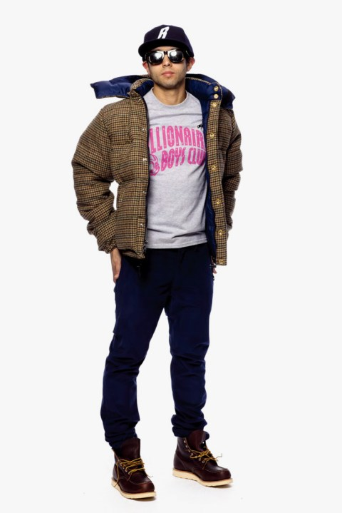 """Image of Billionaire Boys Club """"Bee Line"""" 2012 Fall/Winter Collection"""