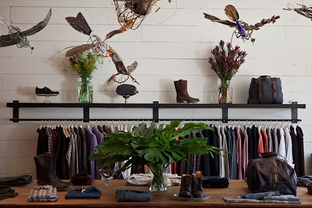 Image of Billy Reid Opens New Store in Austin, Texas