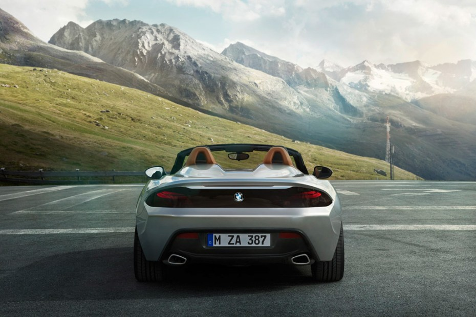 Image of BMW Zagato Roadster