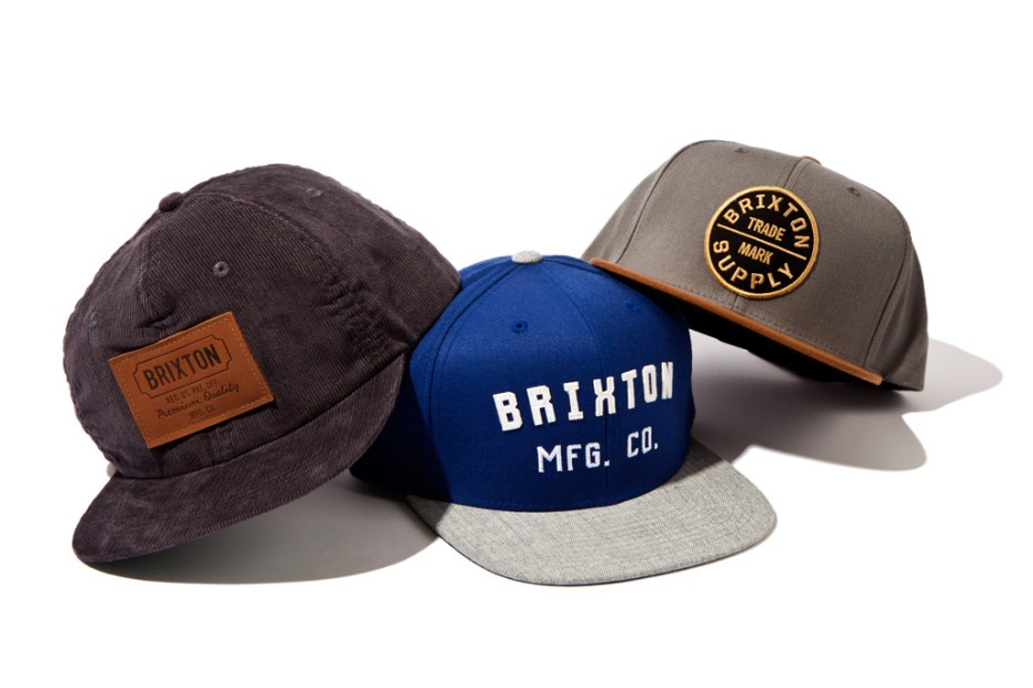 Image of Brixton 2012 Fall/Winter Hat Collection