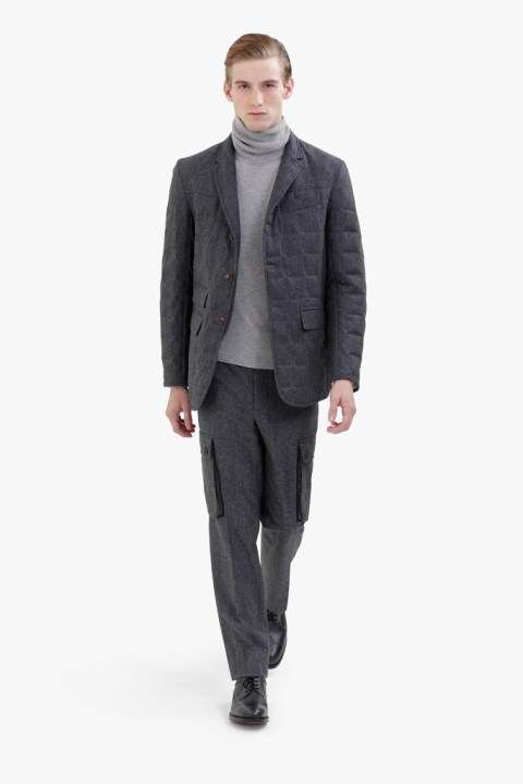 Image of Brooks Brothers Black Fleece 2012 Fall/Winter Collection