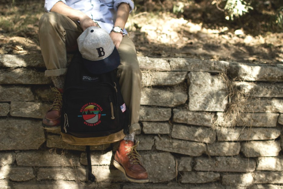 Image of BTNC x Ebbets Field Flannels x JanSport Collection