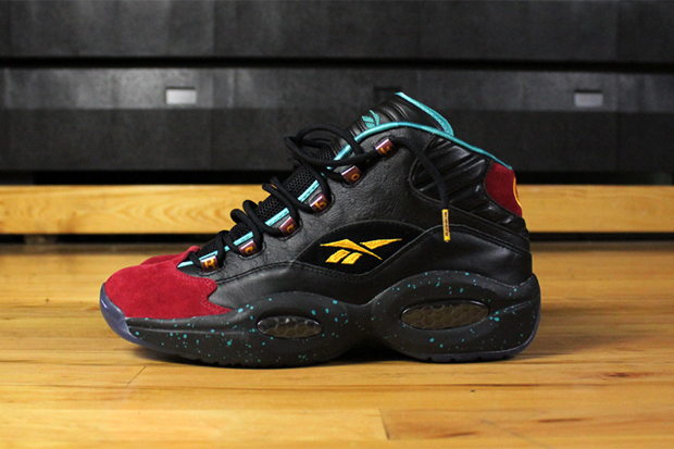 "Image of Burn Rubber x Reebok Question ""Apollos Young"""