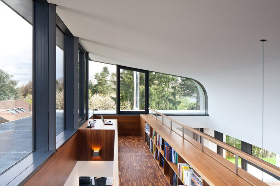 Image of C1 House by Dettling Architekten