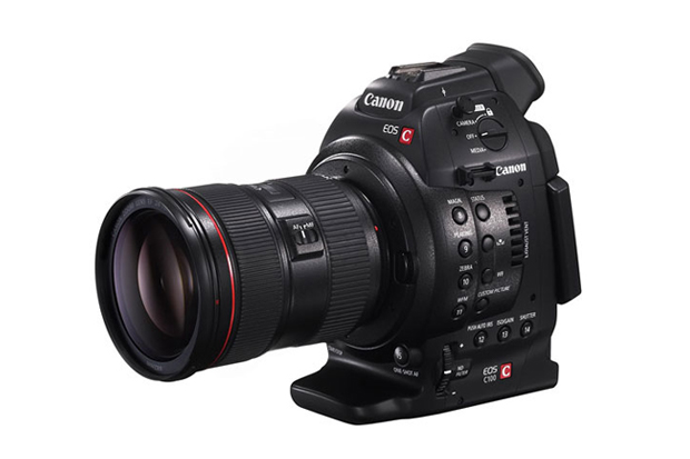 Image of Canon Announces EOS C100 Cinema Camera