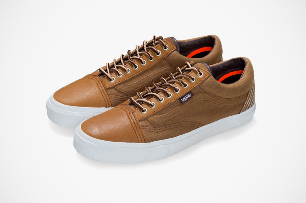 Image of Carhartt WIP x Vans Syndicate Old Skool 2012 Fall Further Look