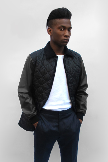 Image of Casely-Hayford x Lavenham Quilted Jacket