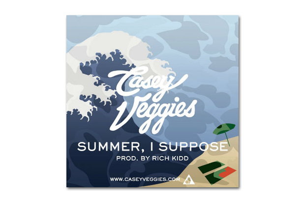Image of Casey Veggies - Summer, I Suppose