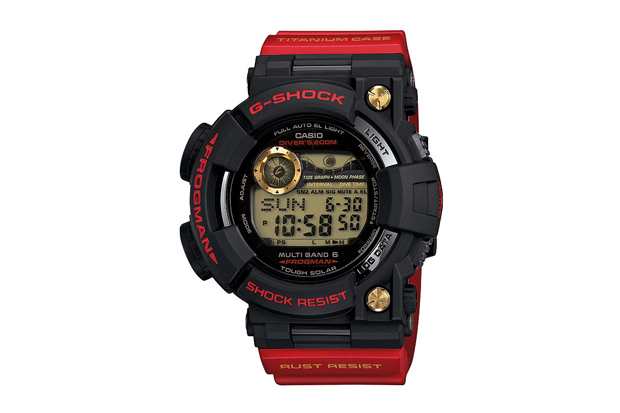 Image of Casio G-Shock 30th Anniversary Collection