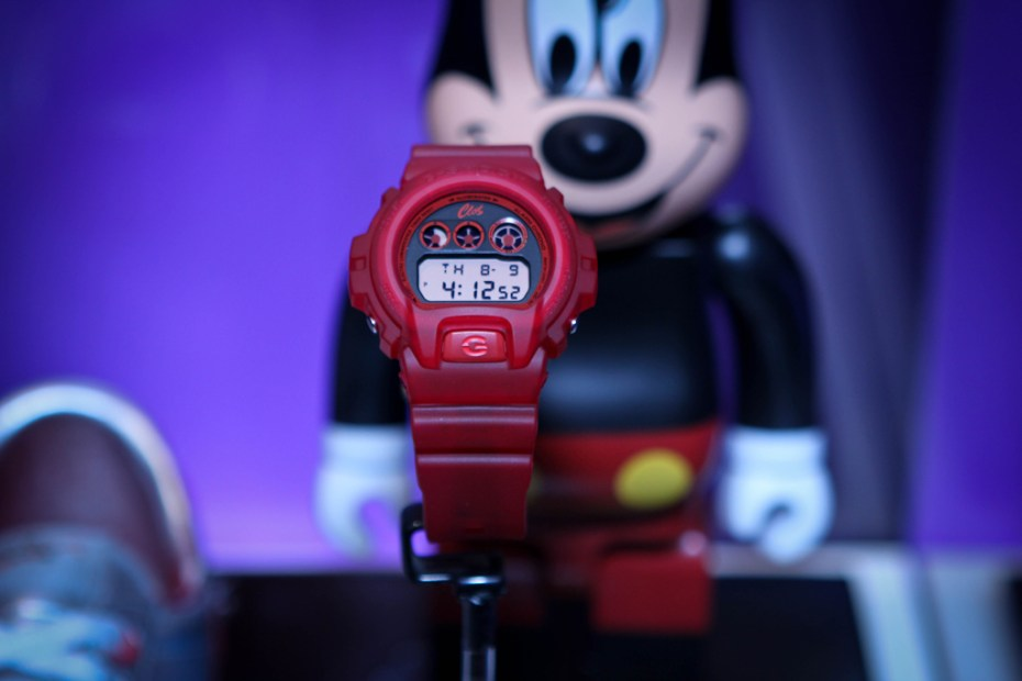 Image of Casio G-Shock 30th Anniversary Kick-Off Event Recap
