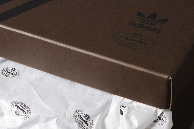 Image of Church's x adidas Originals London