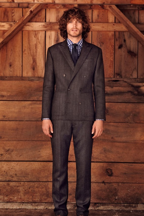 Image of Club Monaco 2012 Fall/Winter Lookbook