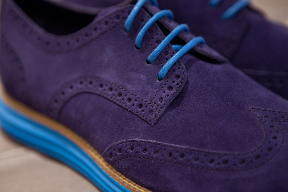 Image of Cole Haan 2012 Fall/Winter LunarGrand Wingtip