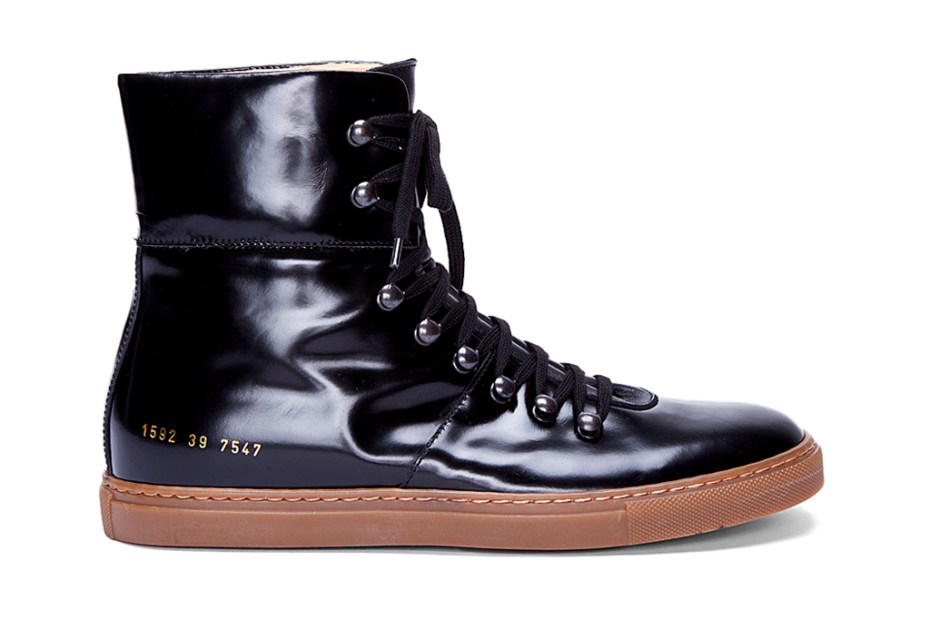 Image of Common Projects Patent Leather Sneakers