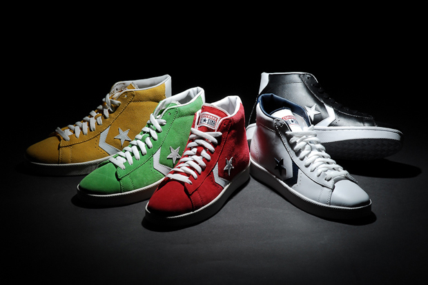 Image of Converse 2012 Fall Pro Leather Collection