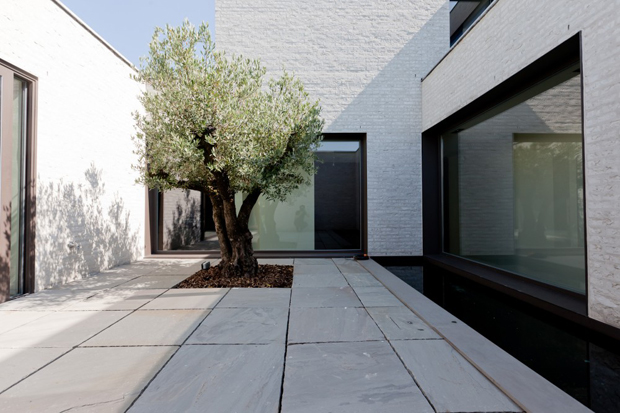 Image of Courtyard House VW by Areal Architecten