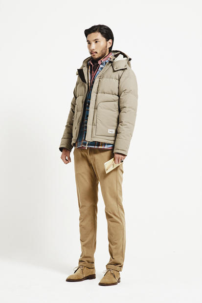Image of COVERNAT 2012 Fall/Winter Collection