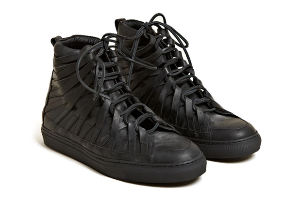 Image of Damir Doma Falco Leather Shoe