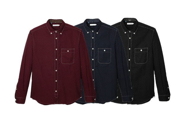 Image of Deluxe 2012 Polka Dot Shirts