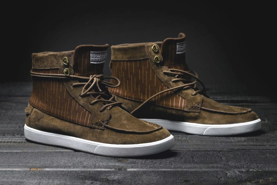 Image of Diamond Supply Co. 2012 Fall/Winter General Issue Shoe