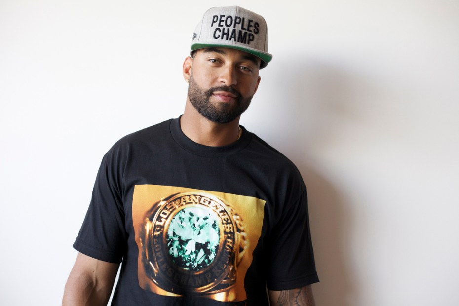 "Image of Diamond Supply Co. and Hall of Fame for Matt Kemp ""Kemp's Kids"" Capsule Collection"