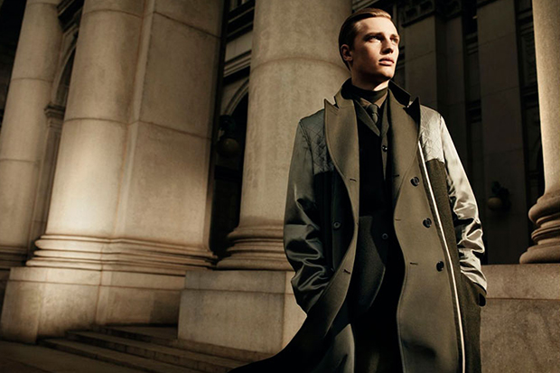 Image of  Dior Homme 2012 Fall Lookbook