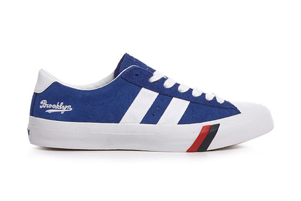 "Image of DJ Clark Kent x PRO-Keds ""BROOKLYN"" Royal Master"