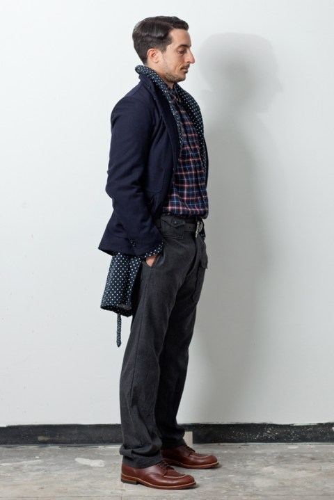 Image of Engineered Garments 2012 Fall/Winter Collection
