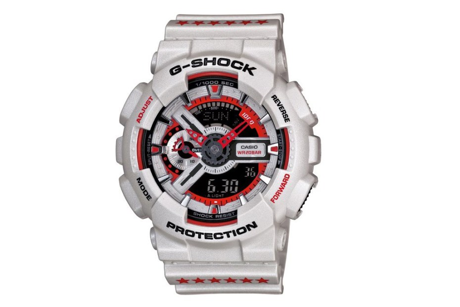 Image of Eric Haze x Casio G-Shock GA-110EH-8A