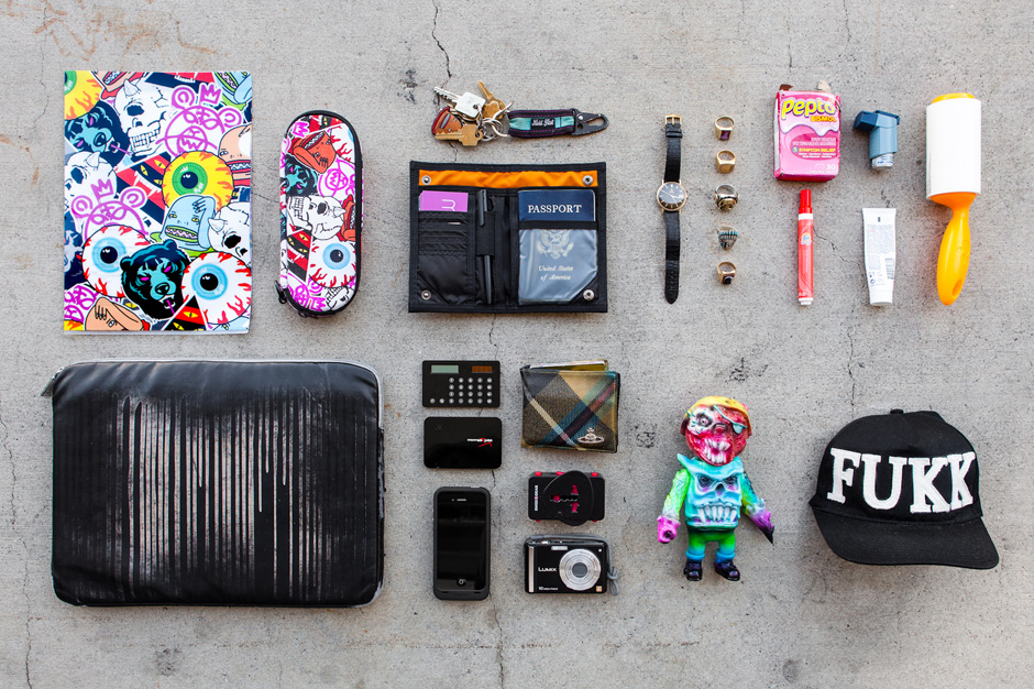 Image of Essentials: Greg Rivera of Mishka